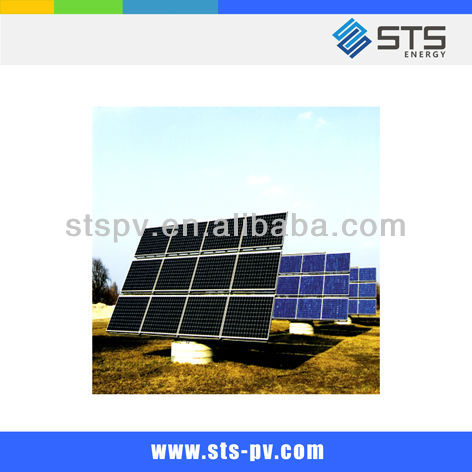 270W portable power solar system
