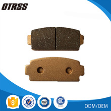 Manufacturer Supplier disc motorcycle braking pad