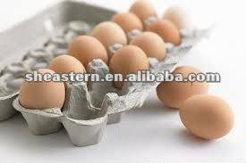 High quality egg paper packaging