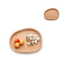 Wooden candy fruit food <strong>plate</strong> for kids