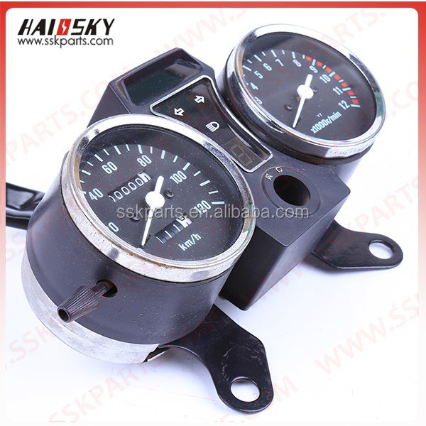 HAISSKY Top quality motorcycle parts for motorcycle electronic speedometer made in China