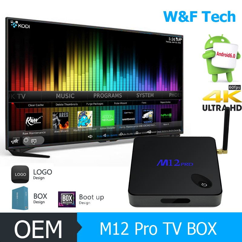 Amlogic S912 Android 6.0 TV Box T95Z PLUS s912 octa core tv box dual wifi bluetooth