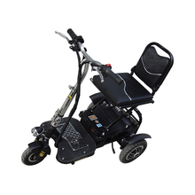 5 Wheel handicapped adults power scooter electric wheelchair motor