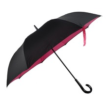 New inside out inverted upside down reverse umbrella for car