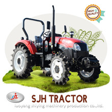 buy SJH 80HP 4wd diesel tractor with all kinds of implements