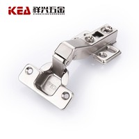[BT404- 45 Degree] 35mm Cup Slide-On Special Angle Steel Hinge 45 Degree Cabinet Hinge