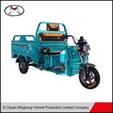 Alibaba supplier new design van cargo tricycle