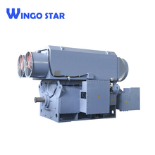 YRKK AC Three Phase Electric Steel Mill Induction High Voltage Motor