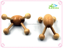OEM Portable hand held female body wood massage
