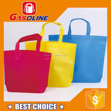Recyclable reusable customized eco friendly grocery non woven bags