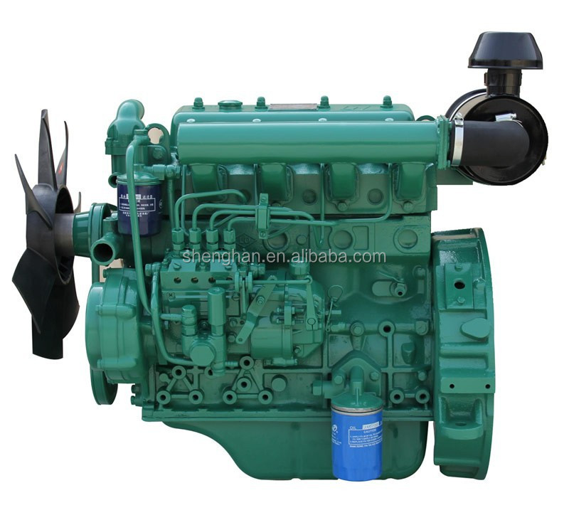 4 cylinder ship engine 490D for sale