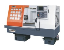 CNC lathe machine cheap price CKI6136
