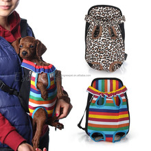 Amazon Hot Dog Backpack Bike Pet Travel Crate Carrier for Plane