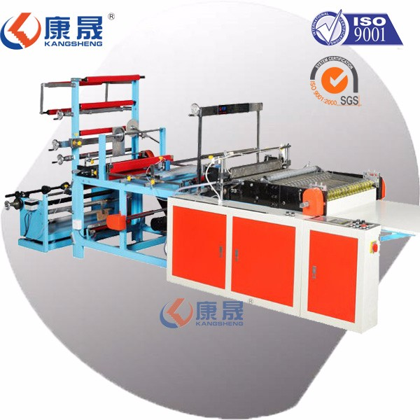 Envelop/poly mailer /plastic courier mailing bags making machine
