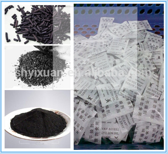 China manufacture bulk activated carbon for sale