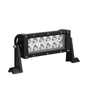 business opportunities distributor 12pcs 3W LED 36w led light bars for Trailer