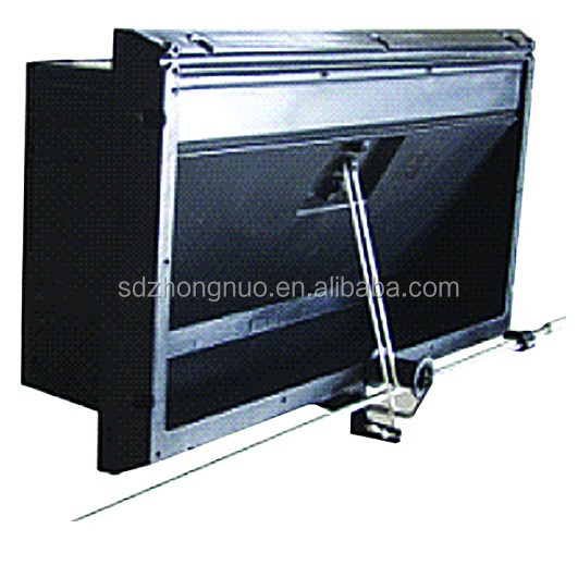 Factory sale wall mounted poultry farm air inlet ventilation window for chicken house