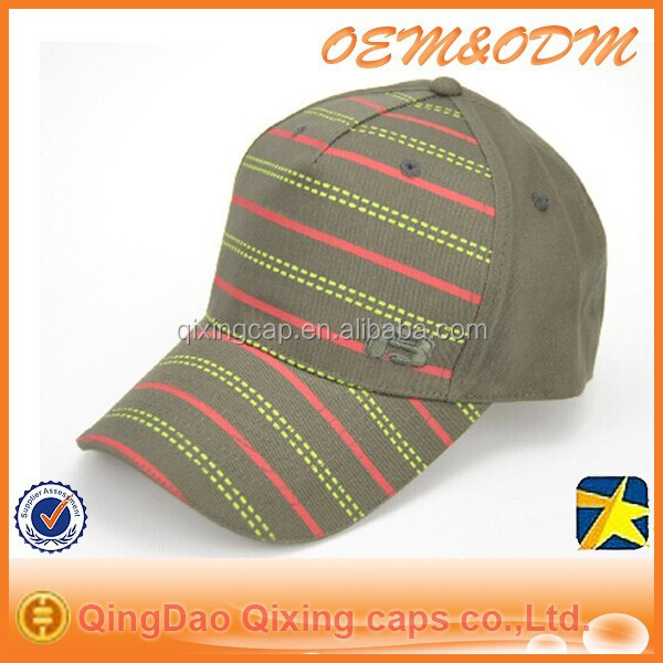 Cotton twill ball cap style with embroidered logos