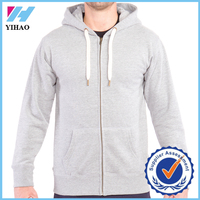 2015 Hot selling wholesale custom hoodies muscle long sleeve cotton polyester hoodie pollover sweatshirtworkout clothing