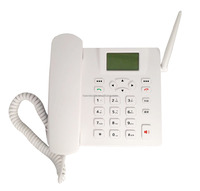 Dual SIM wireless gsm desktop phone KT1000(181)