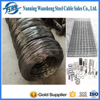 high carbon bed spring wire