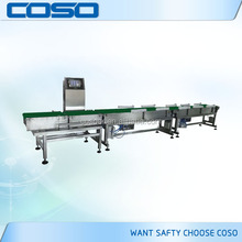 Check Weigher packaging Machines for food