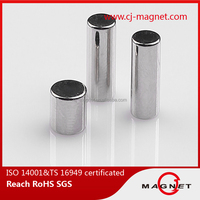 uni-pole radial tube cheap ring plate N55 neodymium magnet price