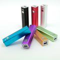 China Manufacturer! Metal power bank external battery charger 2600mAh