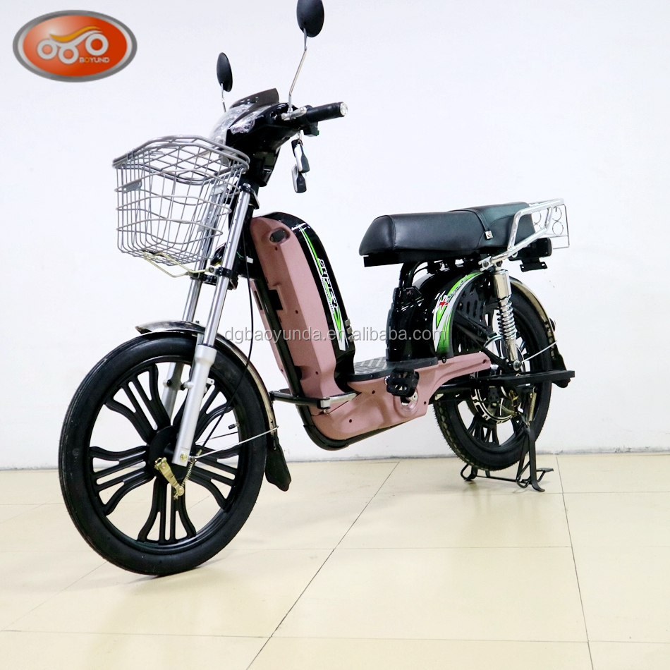 2017 new adult Lead-acid scooter <strong>electric</strong> quad bike rear cushion <strong>electric</strong> bicycle