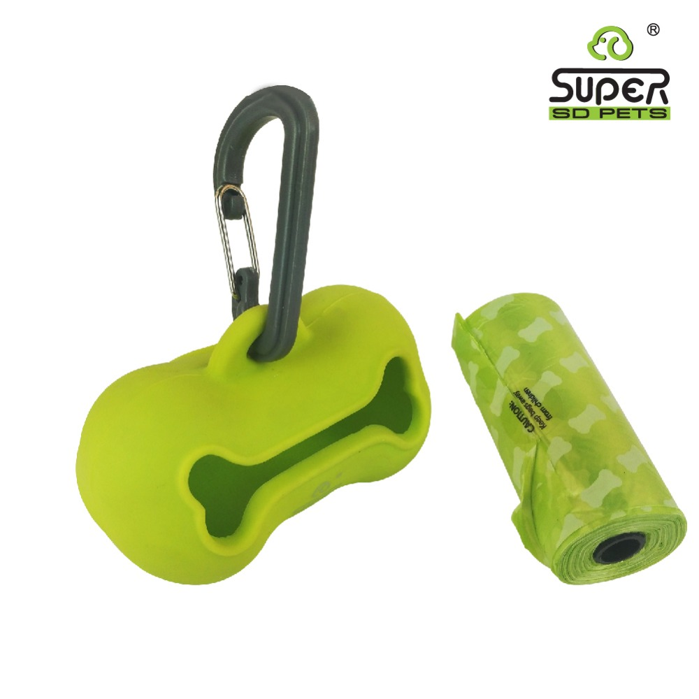 Silicone Dog Poop Dispenser