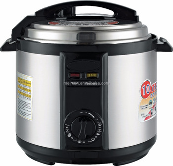 ce Stainless steel electric multi cooker CR-09