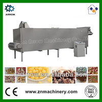 200kg/h Big Chain Conveyor Snack Vertical Industrial Use Electric Oven