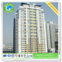 Heat resistant fluorocarbon paint for building paint