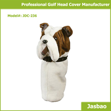 Custom Made Animal Of Dog Apparance Golf Club Head Cover