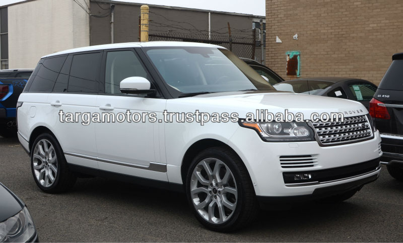 2014 LAND ROVER RANGE ROVER (LHD)