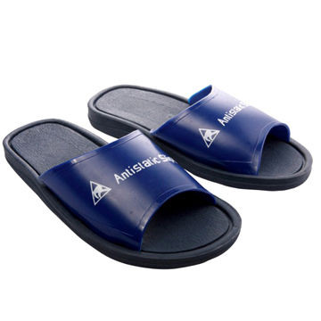 cleanroom ESD PVC Slippers New,antistatic safty PVC slippers