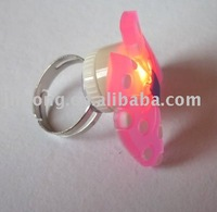 LED light party festival rings/accessory