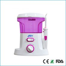 New Arrival Dental Oral Irrigator Water Jet Flosser Oral Care Portable Teeth Cleaner can Fill Mouthwash Deep Cleans