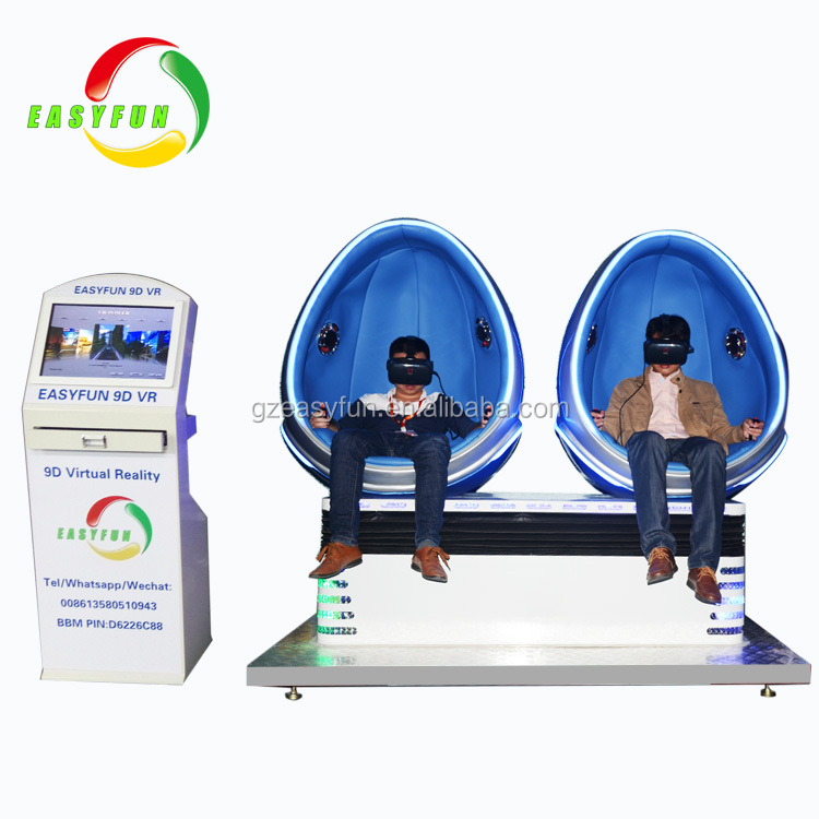 Hot sale 9D VR Experience Luxurious Cinema 9D Cinema With 360 Degree 9D VR Movies