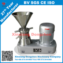 China supplier stainless steel peanut butter colloid milling machine