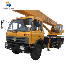 High Quality China Loongsheen Truck Crane 25 ton Used Mobile Crane