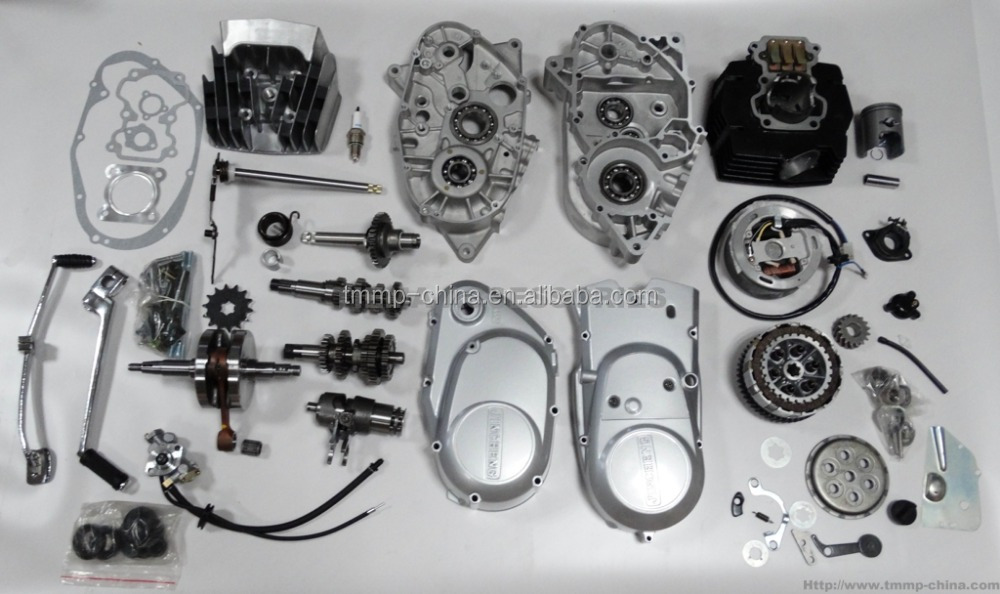 Top selling TMMP AX100 Motorcycle engine parts [MT-0250-950A1] OEM quality