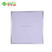 CE Rohs certified 40W square Slim recessed High bright led panel light 100lm/w On time delivery and quality protection