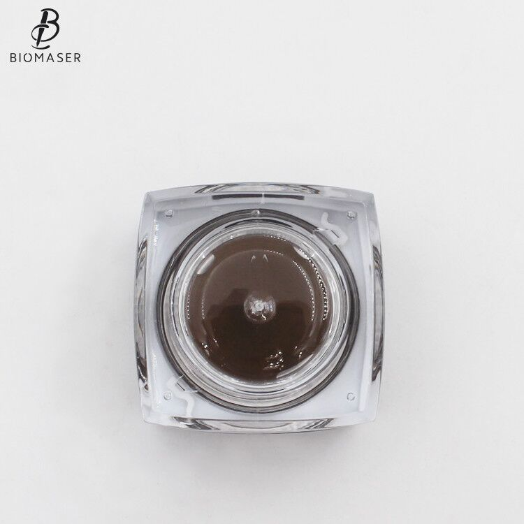 Tattoo ink type cosmetic eyebrow tattoo ink pigment for permanent makeup microblading