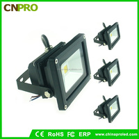 HOT SALE high quality 10w outdoor led flood light 900lm 2700-7000k