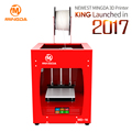 2017 newest easy operate small size 3D model making machine 3D printer for rapid prototype