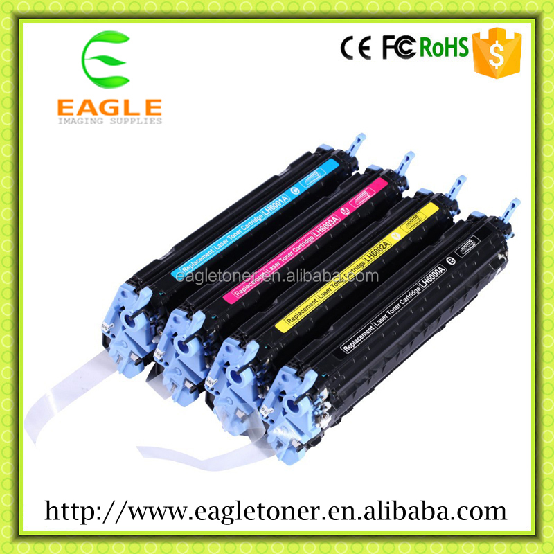 Cheapest Remanufactured Toner Cartridge Price For HP Q6000A Q6001A Q6002A Q6003A Toner