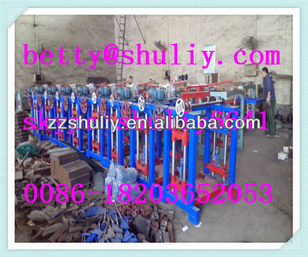 Top Quality! Small Manual Block Making Machinery Price/Brick Making Machine//0086-18203652053