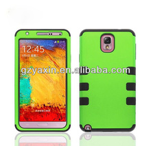 Factory wholesale unique phone cases for samsung galaxy note 3 with low moq