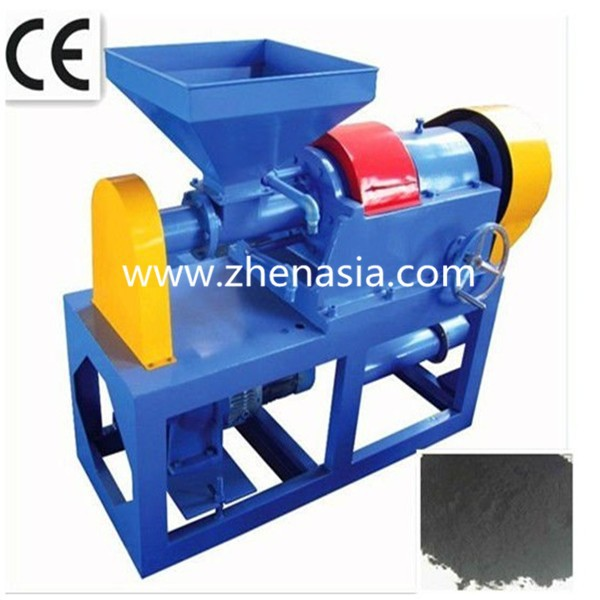 Rubber Raw Material Machinery automatic tyre recycle machine to rubber crumb powder